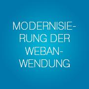 web-app-modernisierung-anbieter-von-softwareloesungen-slogan-bubbles