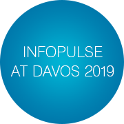Infopulse at Davos 2019